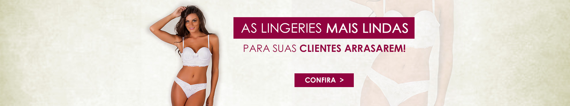 As Lingeries Mais lindas